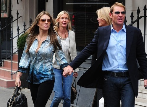 warne sex personals On thursday, shane warne told a current affair that he has sometimes  'i've  made a lot of mistakes in my life': from kinky sex romps to several failed  who's  been the subject of a series of scandals dating back to the 1990s.