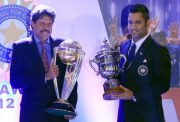 Kapil David & MS Dhoni