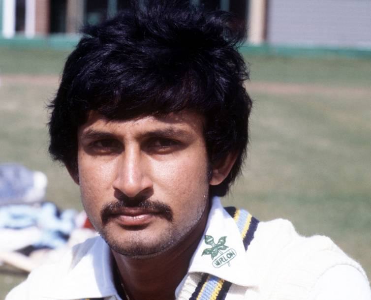 Former Indian cricketer <b>Sandeep Patil</b> turns 59 today. - Sandeep-Patil