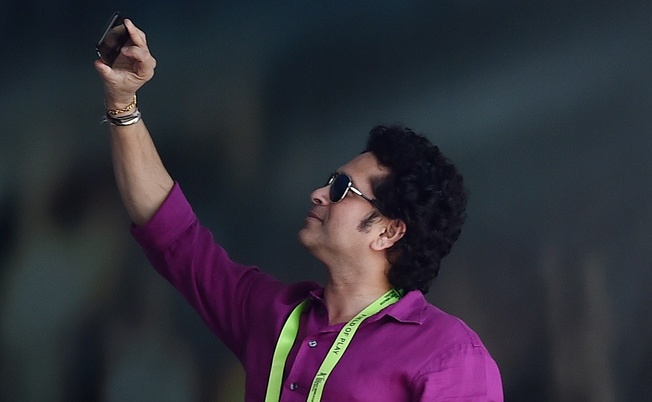 For a considerable percentage of fans of cricket in the country, it was always about and continues to remain about Sachin Tendulkar. (Photo Source: Associated Press)