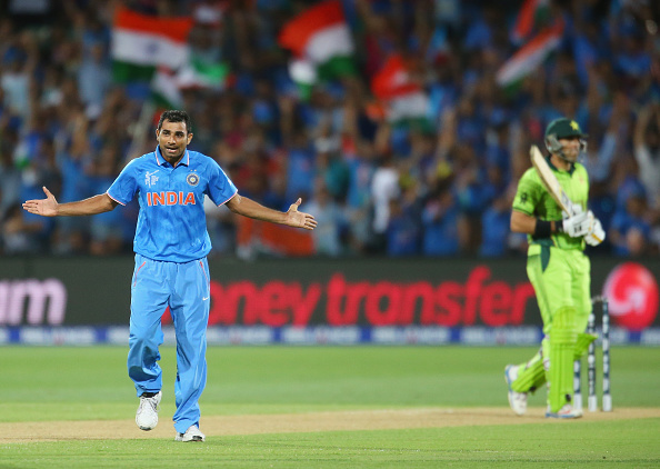 The time when Shami Ahmed became Mohammed Shami