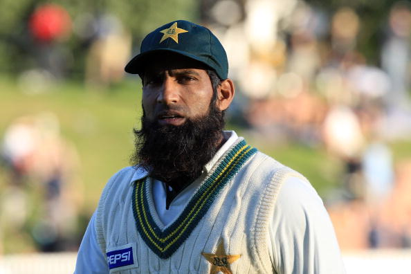 Mohammad Yousuf lashes out at Waqar Younis