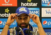MI Skipper Rohit Sharma