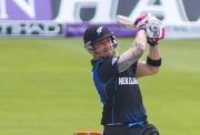 Brendon McCullum most sixes