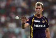 Brett Lee KKR