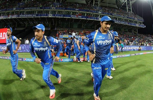 IPL 2018: Royals drop 'Rajasthan' from the franchise name Rajasthan-Royals-RR-Team-2015
