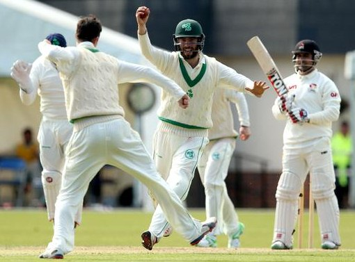 Ireland to make Test debut against Pakistan