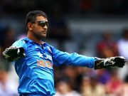 "The next time you take a risk, and wish to trust your ""gut feeling"" and want to believe what your instinct says, just go for it. A small-town boy, Mahendra Singh Dhoni"