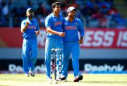 Cricket World Today Mohit Sharma of India