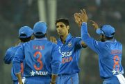 Ashish Nehra Team India Wicket celebrations