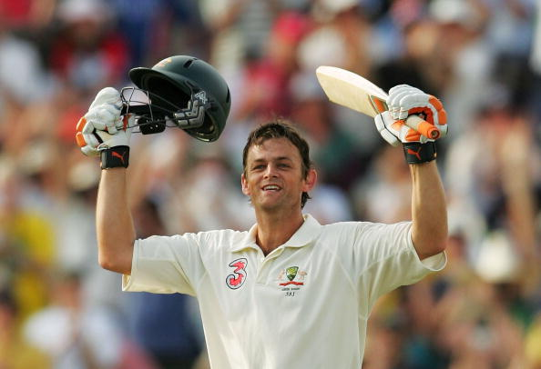 50 sixes Gilchrist