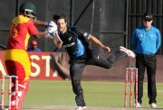 Zimbabwe v New Zealand