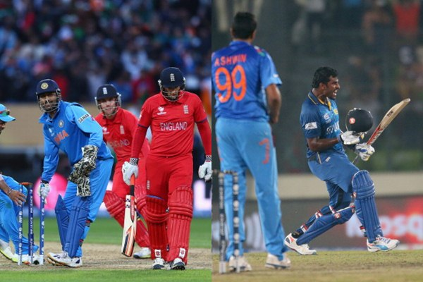 ODIs and T20Is