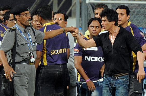 Image result for shahrukh wankhede stadium