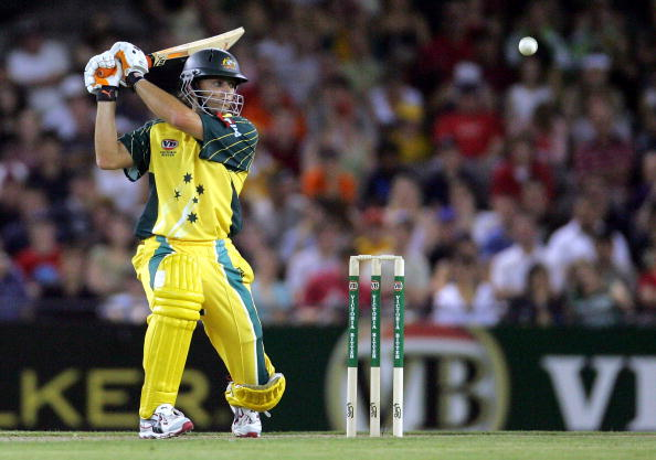 Adam Gilchrist's International career in numbers