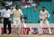 Harbhajan Singh and Andrew Symonds Monkegate
