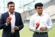 Sourav Ganguly and V.V.S.Laxman