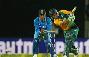 AB De Villiers MS Dhoni India vs South Africa T20I