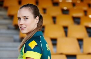 Gorgeous Female Cricketers