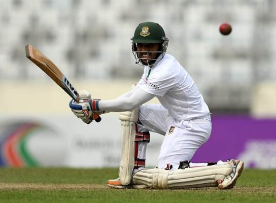 Mominul Haque of Bangladesh