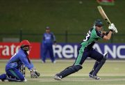 225/7 - Ireland vs Afg, Abu Dhabi, 2013