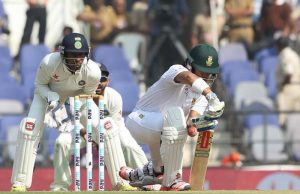 JP Duminy in tests