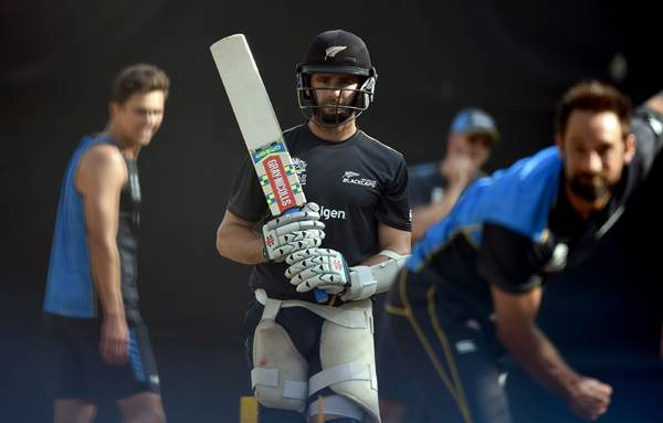 Kane Williamson New Zealand v England World T20