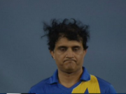 Sourav Ganguly Bad Hair in All Stars