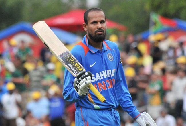 Yusuf Pathan's highest ODI score is the best in the world according to Wikipedia