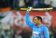 Virender Sehwag 219 highest individual scores