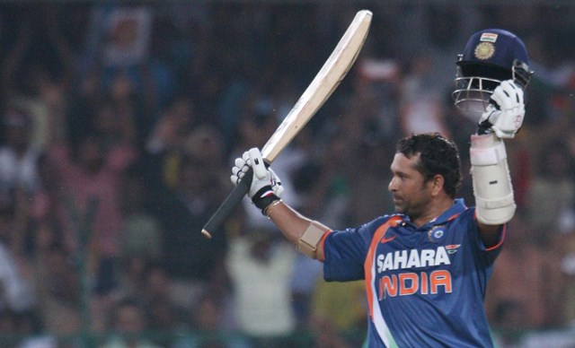 Sachin Tendulkar's career timeline – 24 years of sheers ...