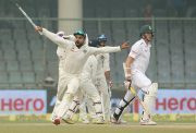 India v South Africa 4th Test
