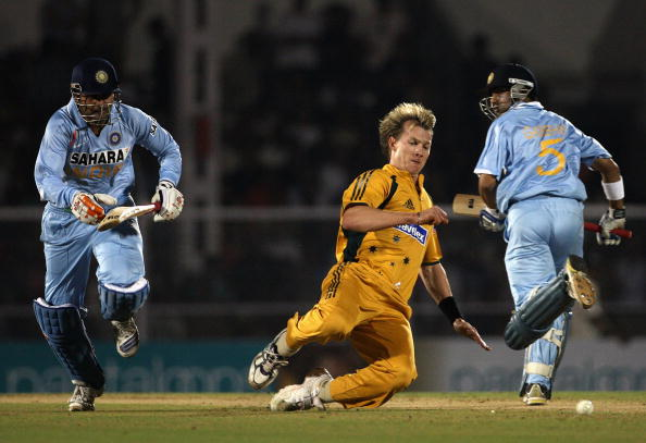 5 Best performers in the India v Australia ODI contest