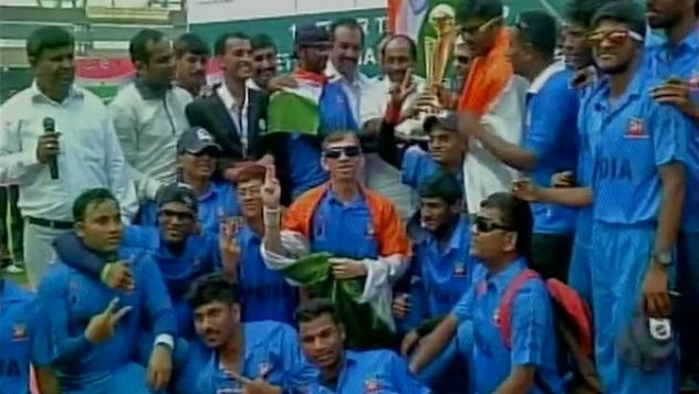 CABI launches India's blind women's cricket team - CricTracker