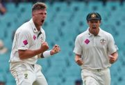 James Pattinson Aus v WI 3rd Test
