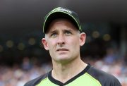 Mike Hussey BBL