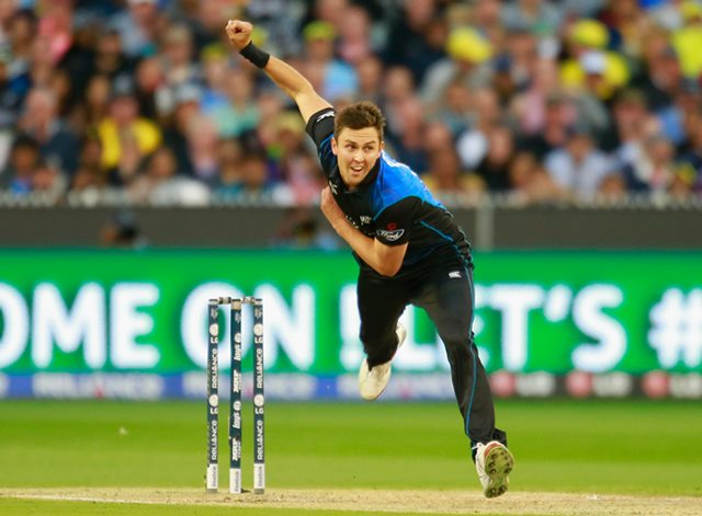 Trent Boult fast bowlers