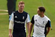 Ben Stokes and Chris Woakes