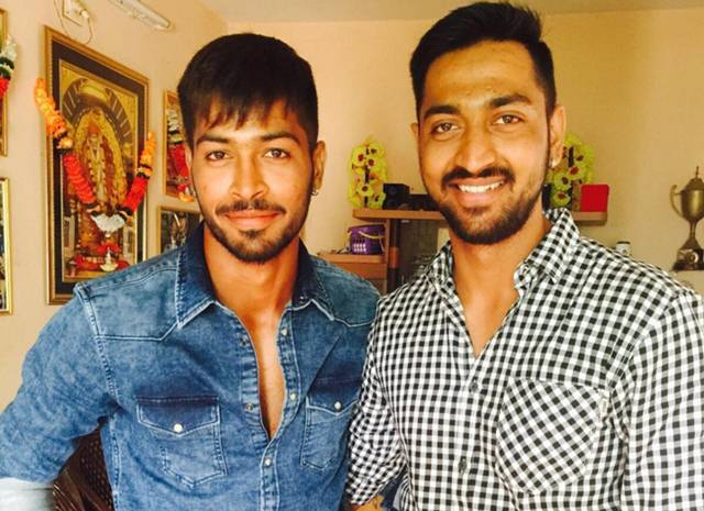 Facts about Krunal Pandya