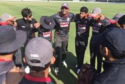 United Arab Emirates team, Asia Cup T20 2016