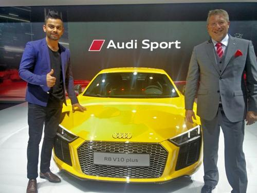 Super Star Cricketers And Their Super Cars