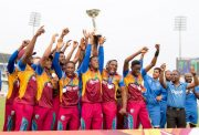 CPL 2016 West Indies U19 team with the U19 World Cup