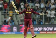 Chris Gayle in India World T20
