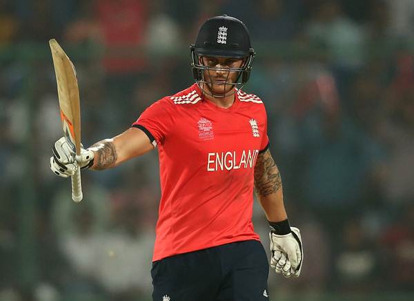 Jason Roy also added that it was important not to get overwhelmed by ...