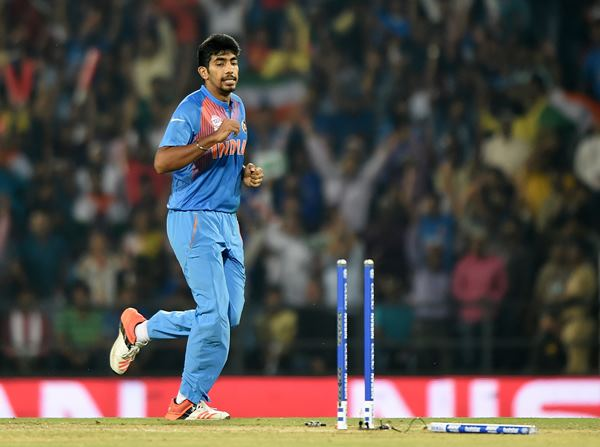 Image result for jasprit bumrah yorker ball