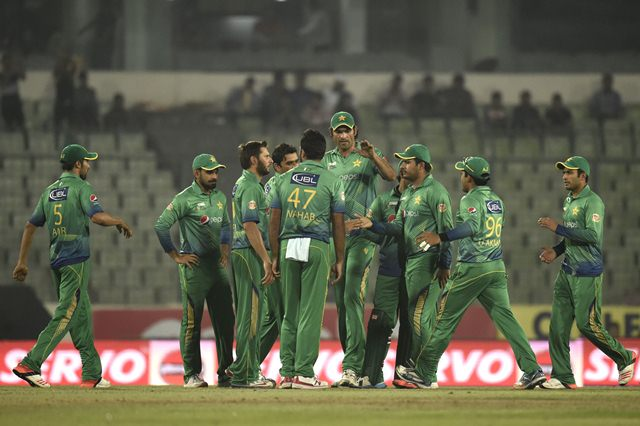 Pakistan World T20