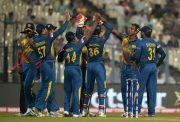 Sri Lanka Angelo Mathews World T20