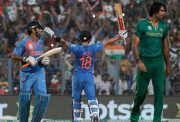 Virat Kohli and MS Dhoni World T20