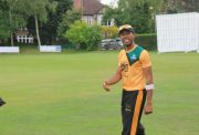 British cricketer