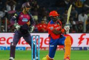 Dwayne Smith Gujarat Lions